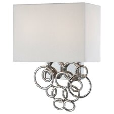 <strong>George Kovacs by Minka</strong> Ringlets 2 Light Wall Sconce