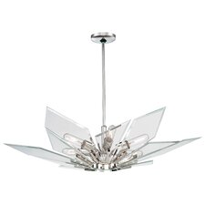 <strong>George Kovacs by Minka</strong> Glassy 6 Light Pendant