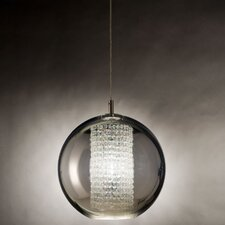 Ulee 1 Light Globe Pendant