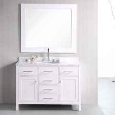 "London 48"" Single Bathroom Vanity Set"
