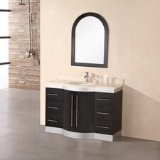 "Jade 48"" Single Sink Vanity Set"