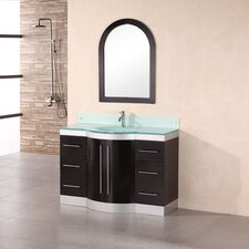 "<strong>Design Element</strong> Jade 48"" Single Sink Vanity Set"