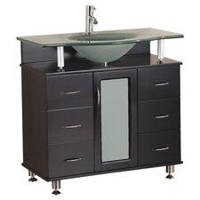 """Huntington 36"""" Single Sink Vanity Set"""