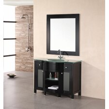 "Rome 43"" Single Sink Vanity Set"