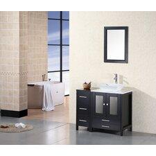"""Jacobson 36"""" Single Sink Vanity Set"""