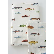 Tommys Fish Sheet Set