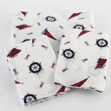 3 Piece Starboard Sheet Set