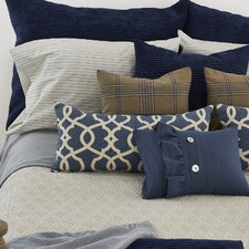 Emory Palmer Linen Coverlet Collection