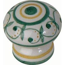 """Ceramic 1.75"""" Caprese Knob"""