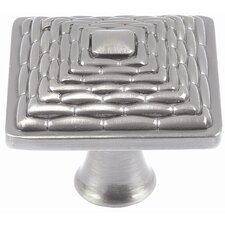 "<strong>Atlas Homewares</strong> Mandalay 1.26"" Square Knob"