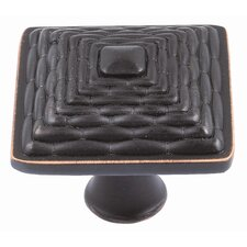 "Mandalay 1.26"" Square Knob"