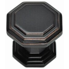 "Dickinson 1.25"" Octagon Knob"