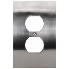 "4.87"" Zephyr Outlet Plate"