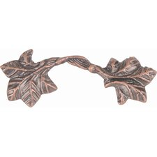 "<strong>Atlas Homewares</strong> Leaf 4.5"" Pull"