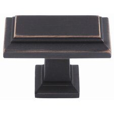 "Sutton 1"" Rectangle Knob"