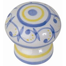 "<strong>Atlas Homewares</strong> Ceramic 1.75"" Round Knob"