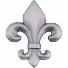 "<strong>Atlas Homewares</strong> Fleur D'Lis 2.25"" Novelty Knob"