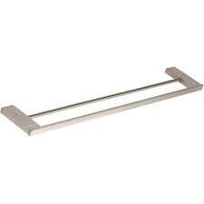 "Parker 22.13"" Wall Mounted Double Towel Bar"