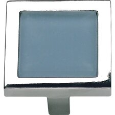 "<strong>Atlas Homewares</strong> Spa 1.38"" Square Knob"