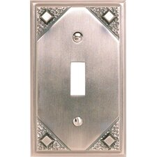 Craftsman 1 Toggle Wall Plate 4.5""