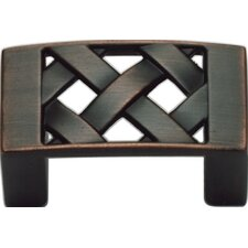 "<strong>Atlas Homewares</strong> Lattice 1.6"" Bar Pull"