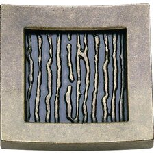 "Primitive 1.5"" Square Knob"