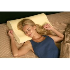 Deluxe Memory Foam Contour/Neck Pillow