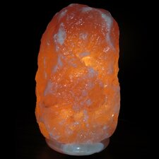 "Natural Salt 9"" H Table Lamp"