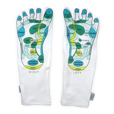 Reflexology Moisturizing Sock