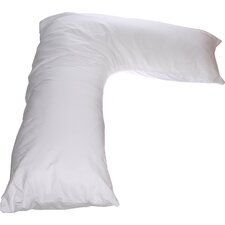 V Side Boomerang Sleeper Pillow Cover