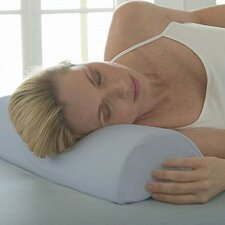 4-in-1 Soft Half Moon Bolster Neck Pillow
