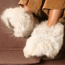 Alpaca Slippers