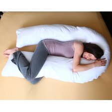 <strong>Deluxe Comfort</strong> U Shaped Body Pillow