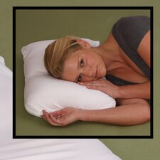 <strong>Deluxe Comfort</strong> Microbead Cloud Contour Pillow