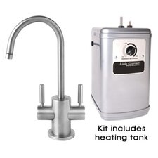 Instant Hot / Cold Water Dispenser with Heat Tank