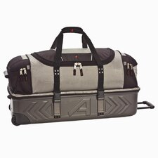 "Molded 32"" 2-Wheeled Travel Duffel"