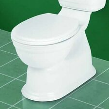 Colonial Round Toilet Bowl Only