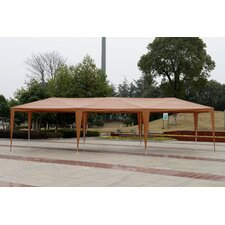 Outsunny 10' H x 30' W x 8.2' D Gazebo Canopy Party Tent