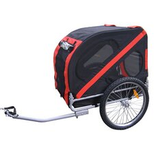 <strong>Aosom LLC</strong> Pet Bike Trailer