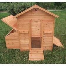 Small Pawhut Chicken Coop