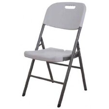 HomCom Folding Chair (Set of 2)