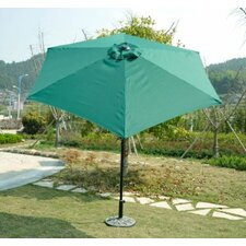 8.8' Outsunny Market Umbrella