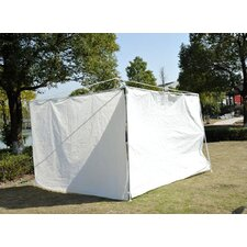 Outsunny Tent Wall (Set of 2)