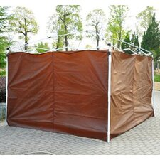 Outsunny Tent Walls (Set of 2)