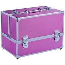 Cosmetics Train Case