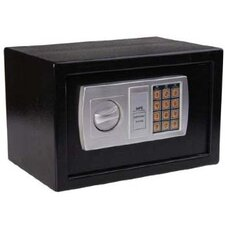 <strong>Aosom LLC</strong> HomCom Electronic Lock Security Safe
