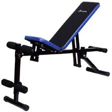 Multi-Use Dumbbell Exercise Ab Bench
