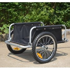 Traveler Flatbed Cargo / Luggage Bike Trailer