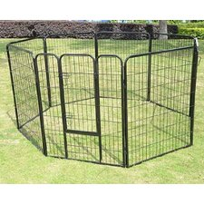 Heavy Duty Dog Portable Exercise Playpen