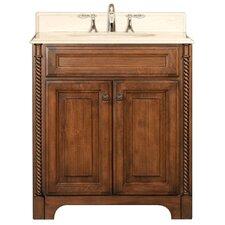 """Spain 30"""" Single Standard Bathroom Vanity Set"""
